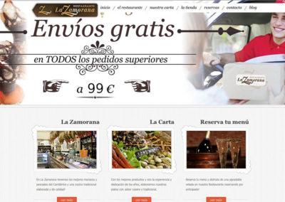 www.lazamorana.net