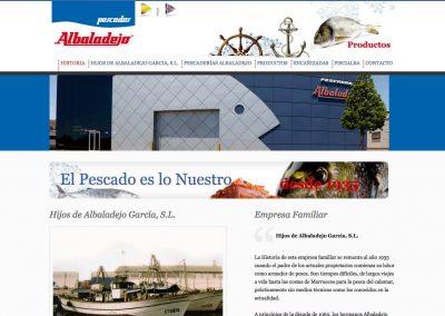 """<a href=""""http://www.pescadosalbaladejo.com/"""" target=""""_blank"""" class=""""link"""">www.pescadosalbaladejo.com</a>"""