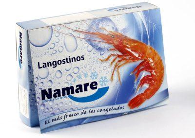 Congelados Namare