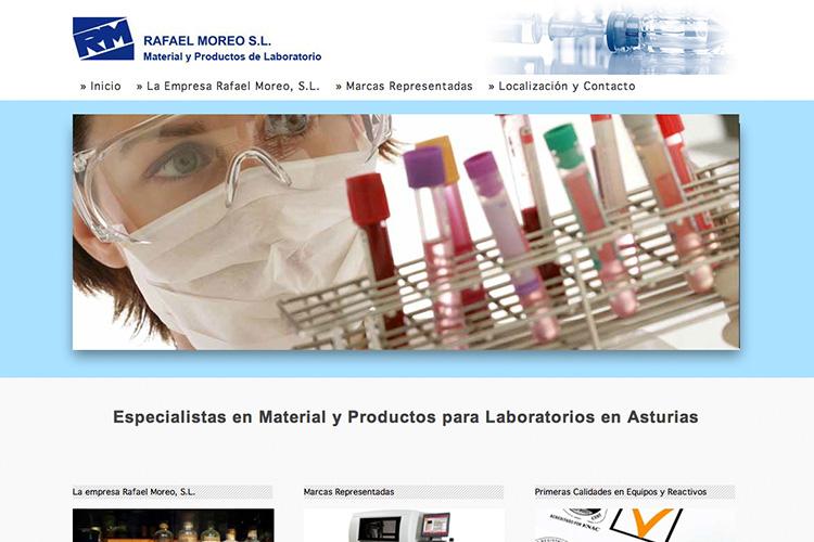 <span>rafaelmoreosl.com</span> Web Corporativa
