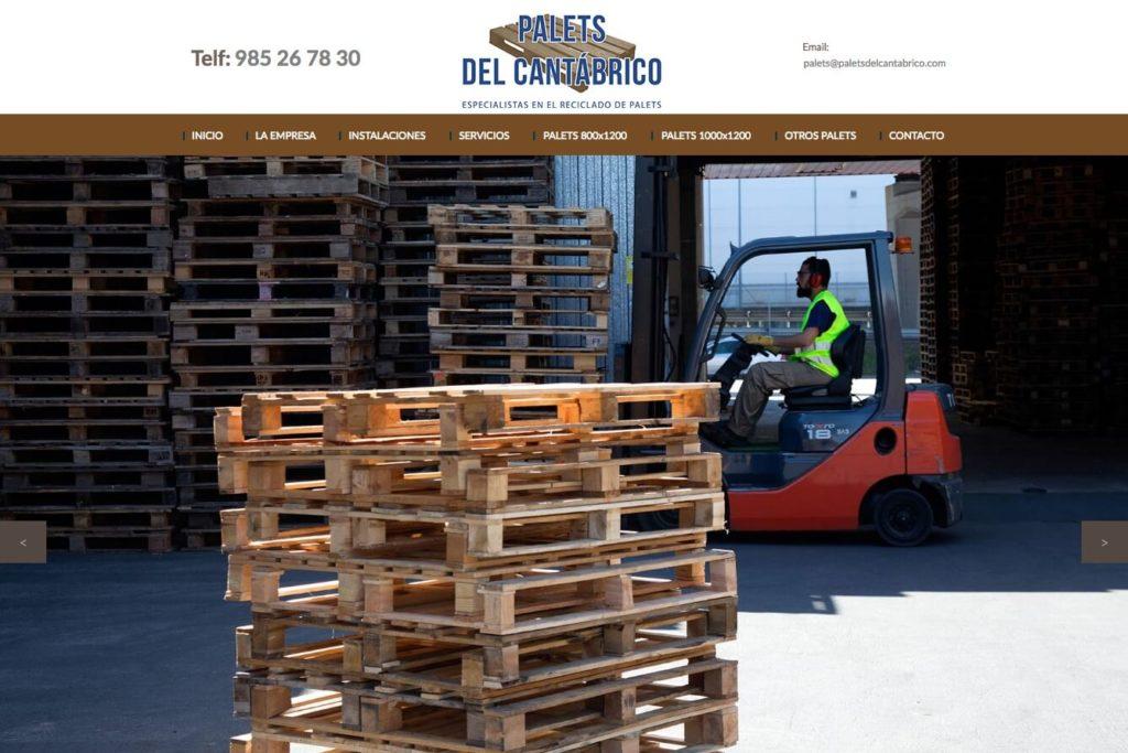 <span>www.paletsdelcantabrico.com</span> Web corporativa