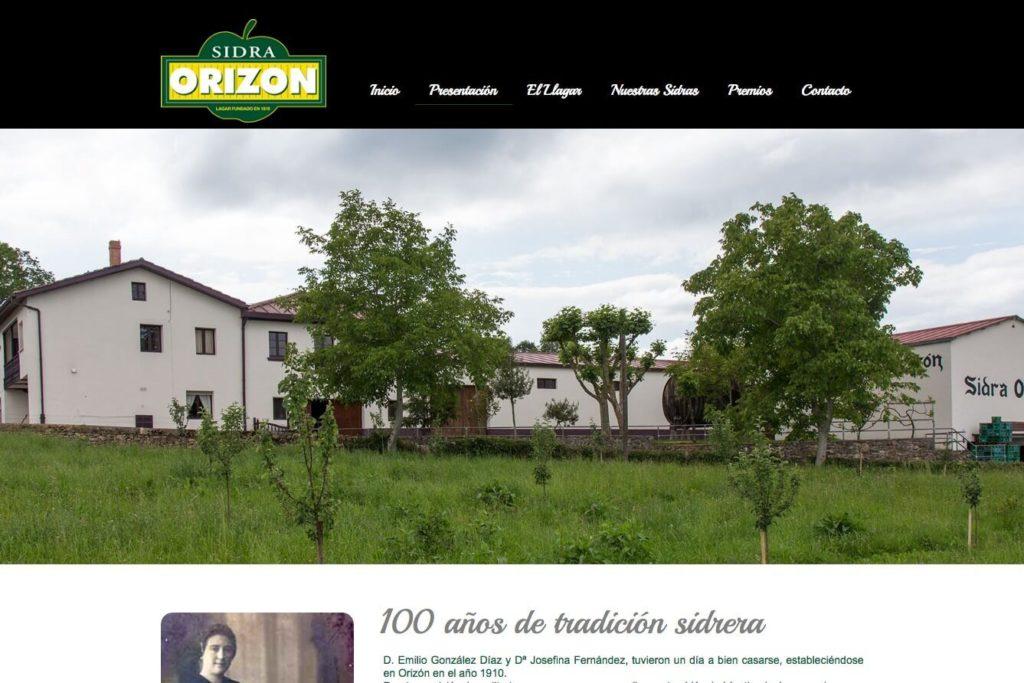 <span>www.sidraorizon.com</span> Web corporativa