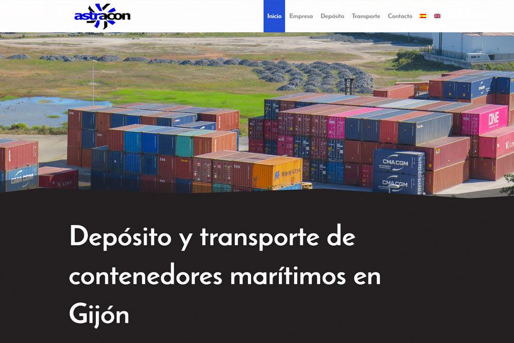 <span>www.astracon.es</span> Web corporativa