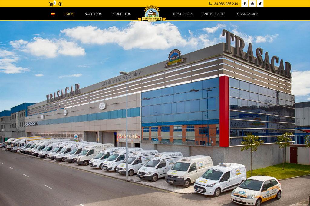 <span>www.trasacar.es</span> Web corporativa